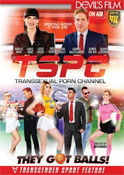 TSPC - Transsexual Porn Channel Box Cover
