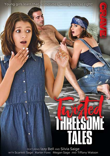 Twisted Threesome Tales Box Cover - Login to see Back
