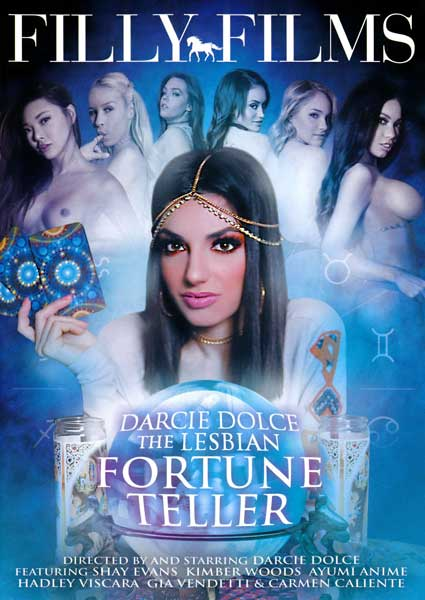 Darcie Dolce: The Lesbian Fortune Teller Box Cover
