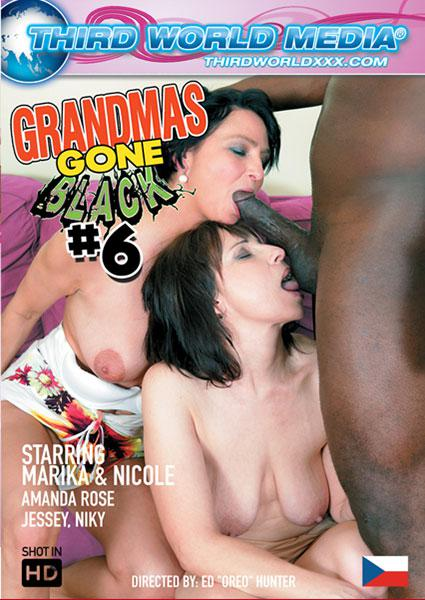 Grandma's Gone Black #6 Box Cover - Login to see Back