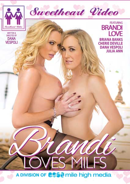 Brandi Loves MILFs Box Cover - Login to see Back