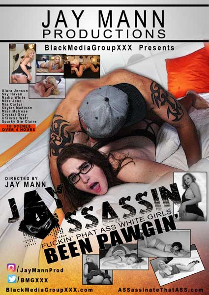 Jay Assassin Been PAWGin' Box Cover