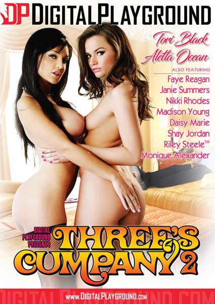 Three's Cumpany 2 Box Cover