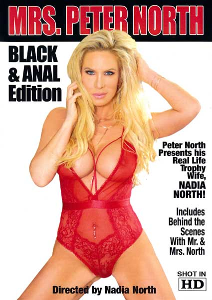 Mrs. Peter North - Black & Anal Edition