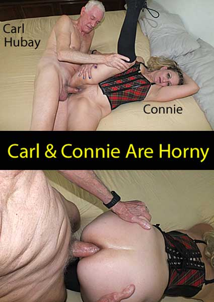 Carl & Connie Are Horny Box Cover