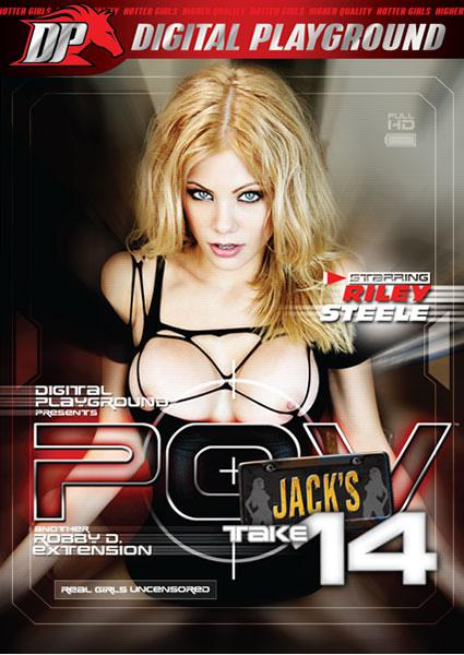Jack's POV 14 Box Cover