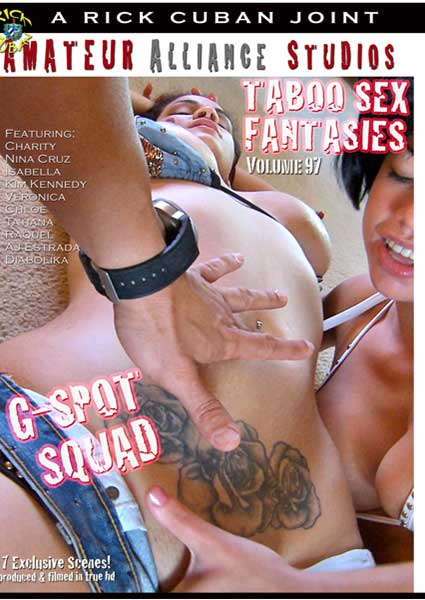 Taboo Sex Fantasies Volume 97: G-Spot Squad Box Cover