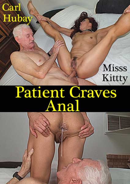 Patient Craves Anal Box Cover