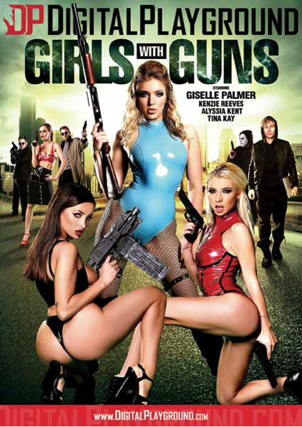 Girls With Guns Box Cover