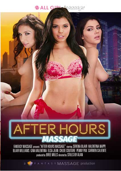 After Hours Massage Box Cover