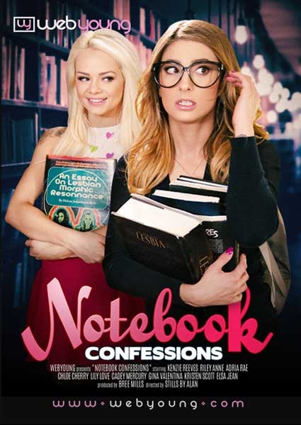 Notebook Confessions Box Cover