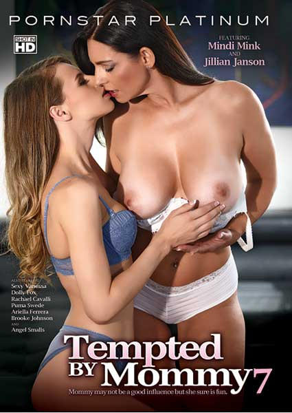 Tempted By Mommy 7 Box Cover - Login to see Back