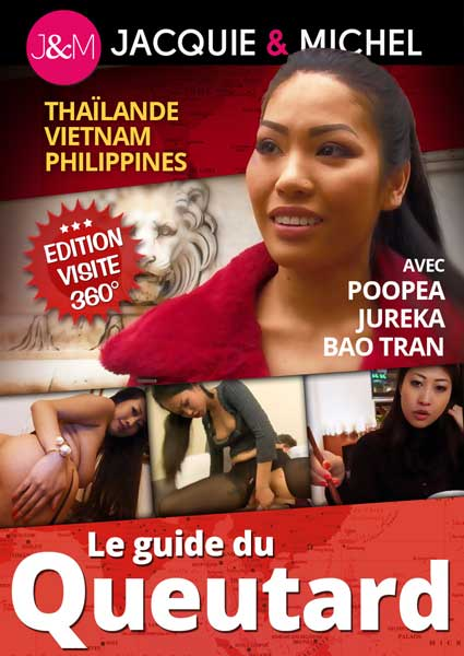 Thailand, Vietnam & Philippines - Sex Tourism Guide Book Box Cover