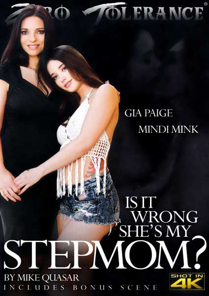 Is It Wrong She's My Stepmom? Box Cover