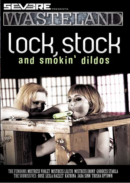 Lock, Stock And Smokin' Dildos Box Cover