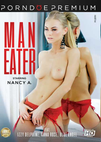 Maneater Box Cover