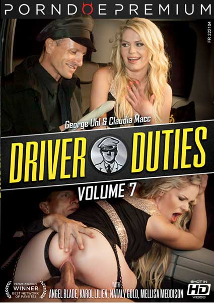 Driver Duties Volume 7 Box Cover