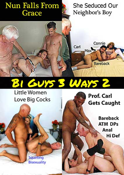 Bi-Guys 3Ways 2 Box Cover