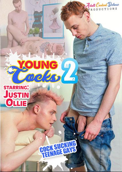 Young Cocks 2 Box Cover