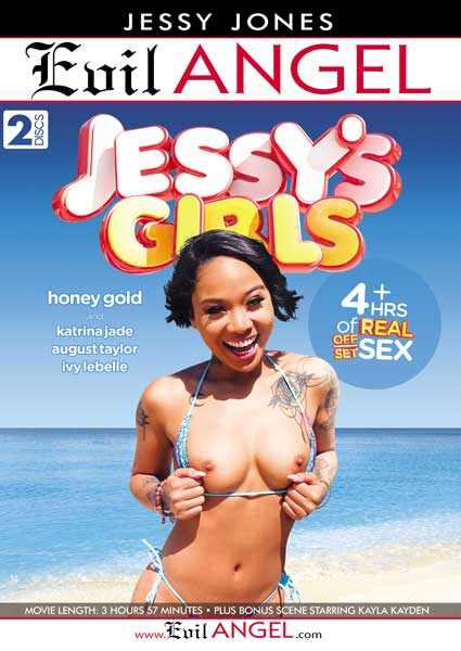 Jessy's Girls Box Cover