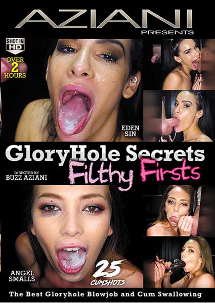 Gloryhole Secrets - Filthy Firsts Box Cover