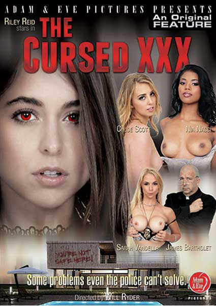 The Cursed XXX Box Cover