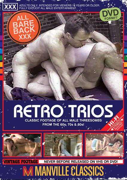 Retro Trios Box Cover