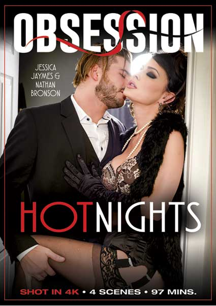 Hot Nights Box Cover