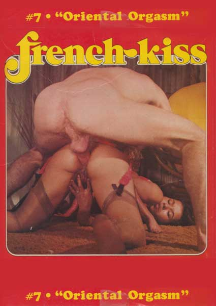 French Kiss #7 - Oriental Orgasm Box Cover