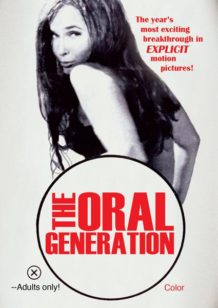 The Oral Generation Box Cover