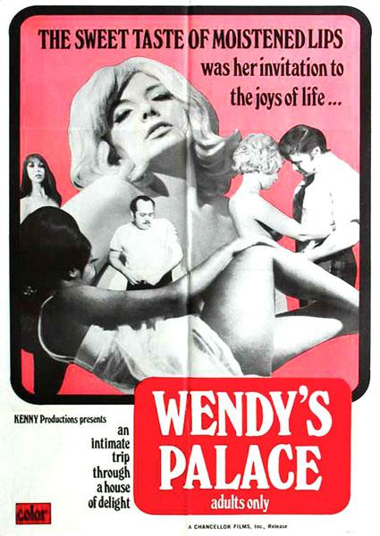 Wendy's Palace Box Cover