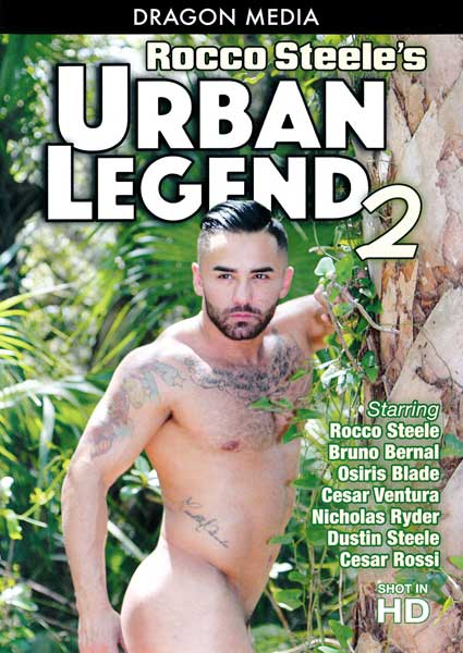 Rocco Steele's Urban Legend 2 Box Cover