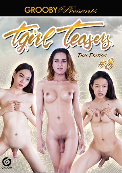Tgirl Teasers #8 Box Cover