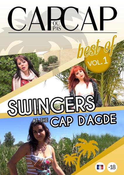 Best Of Swingers At The Cap D'Agde (French) Box Cover