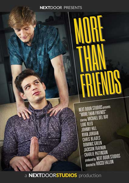 More Than Friends Box Cover