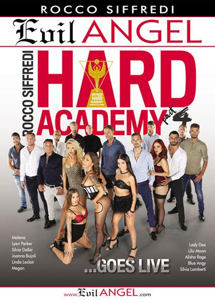 Rocco Siffredi: Hard Academy Part 4 Box Cover