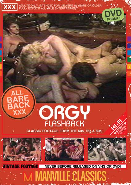 Orgy Flashback Box Cover