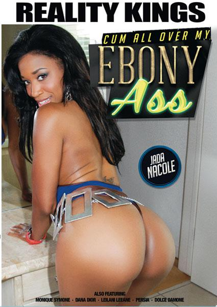 Cum All Over My Ebony Ass Box Cover