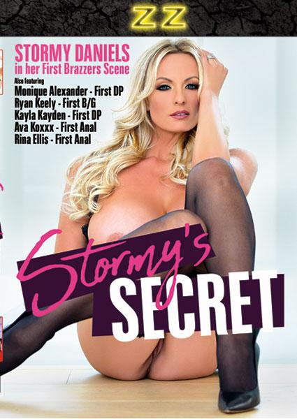 Stormy's Secret Box Cover