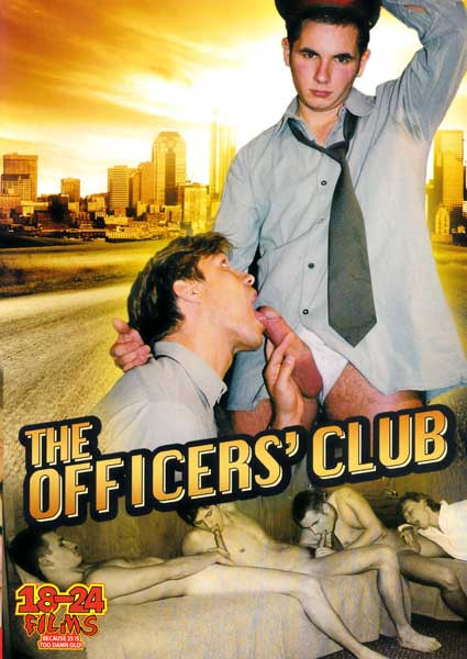 The Officers' Club Box Cover