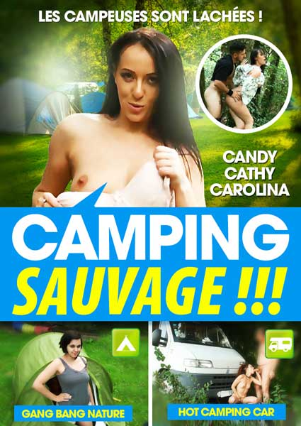 Naughty Campers Box Cover