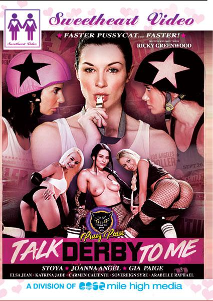 Talk Derby To Me Box Cover