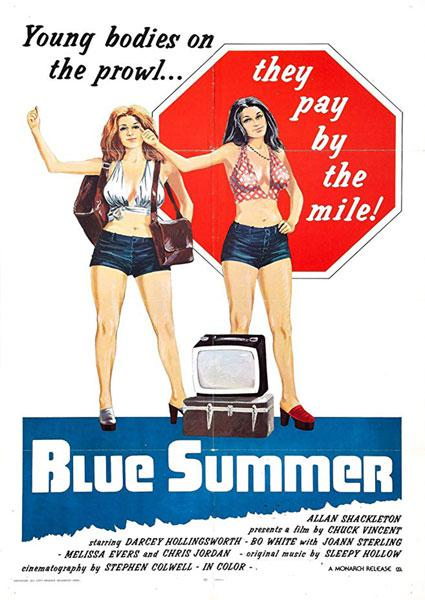 Blue Summer Box Cover