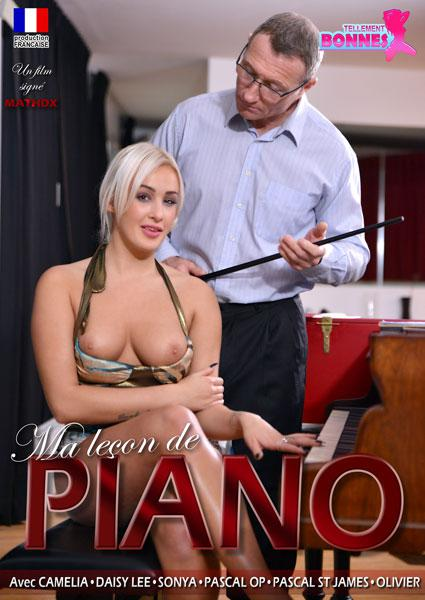 My Piano Lesson Box Cover