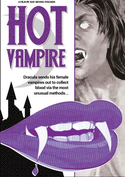 Mad Love Life Of A Hot Vampire Box Cover