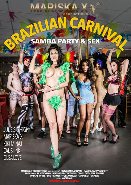 Brazilian Carnival Box Cover