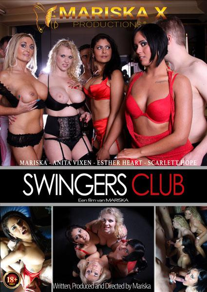 Swingers Club Box Cover
