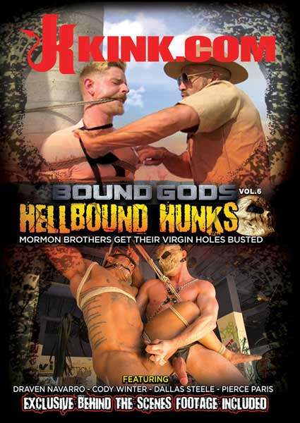 Bound Gods Vol. 6: Hellbound Hunks Box Cover