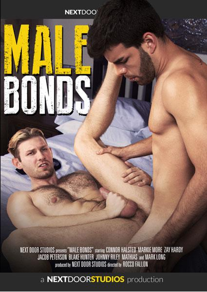 Male Bonds Box Cover
