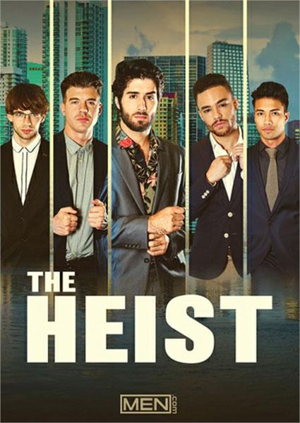 The Heist Box Cover